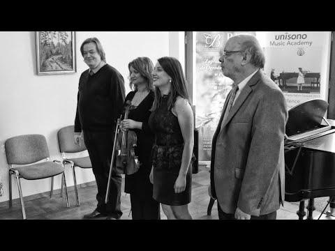 Koncert Pedagogów 2019 - Unisono Szkoła Muzyczna