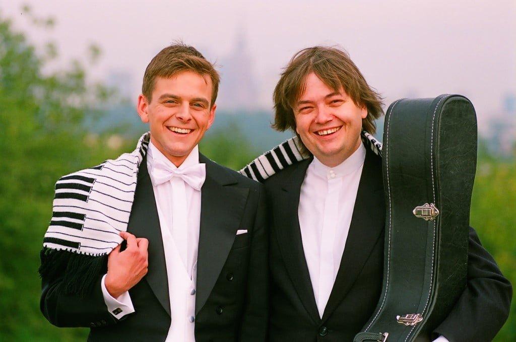 Krzysztof Komarnicki, nauka gitary warszawa, lekcje