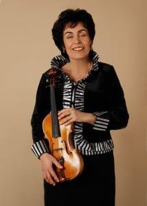 zofia zwolińska lekcje skrzypiec warszawa
