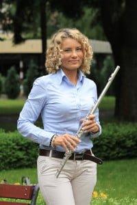 Sylwia Lorenc - lekcje fletu Warszawa