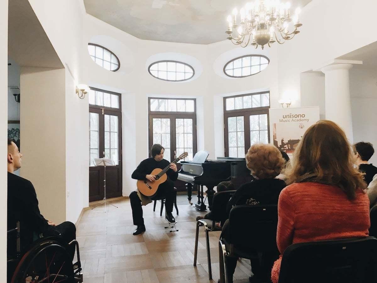 Krzysztof Komarnicki - Koncert Kryształowe Dźwięki