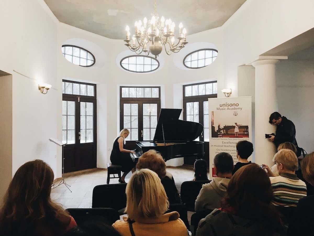 Magda Lewandowska - Koncert Kryształowe Dźwięki