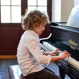 <p>Wpływ muzyki na rozwój dziecka</p>