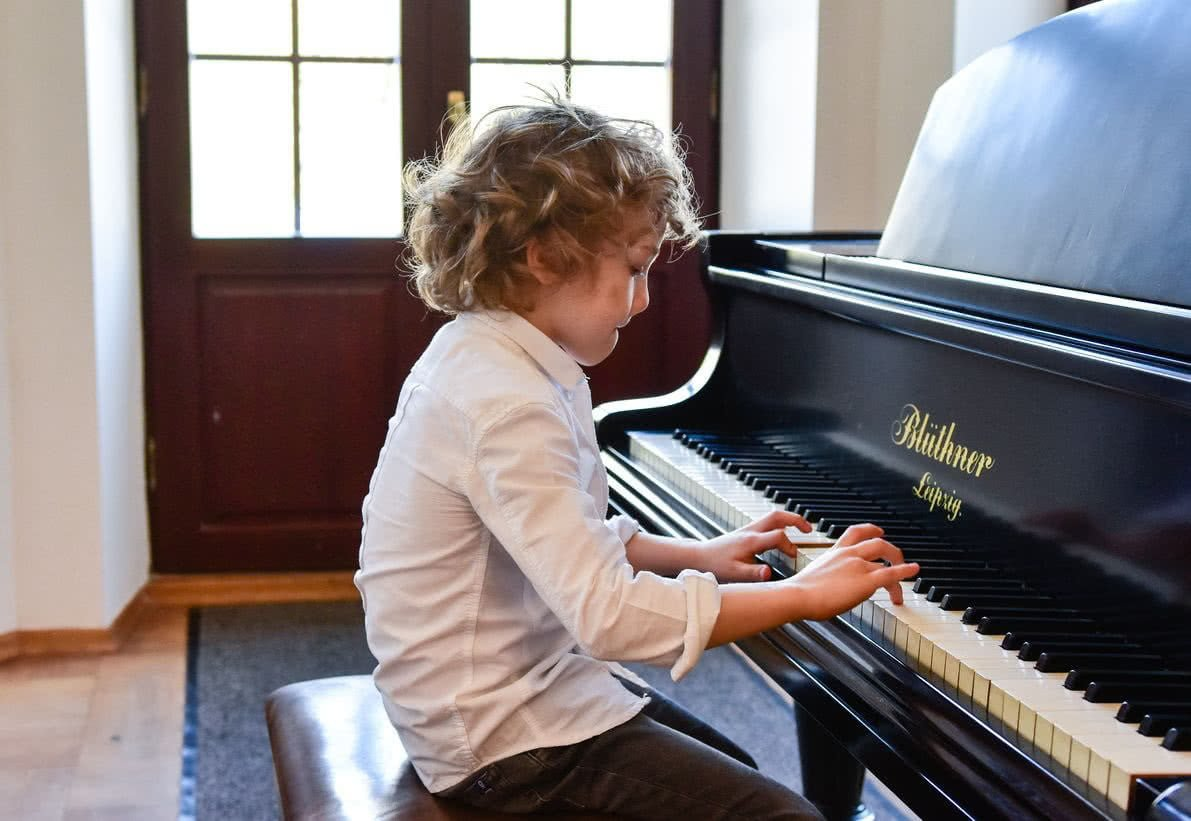 Wpływ muzyki na rozwój dziecka