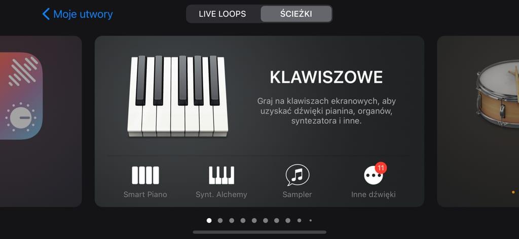 Garageband IOS, aplikacje przydatne w nauce muzyki