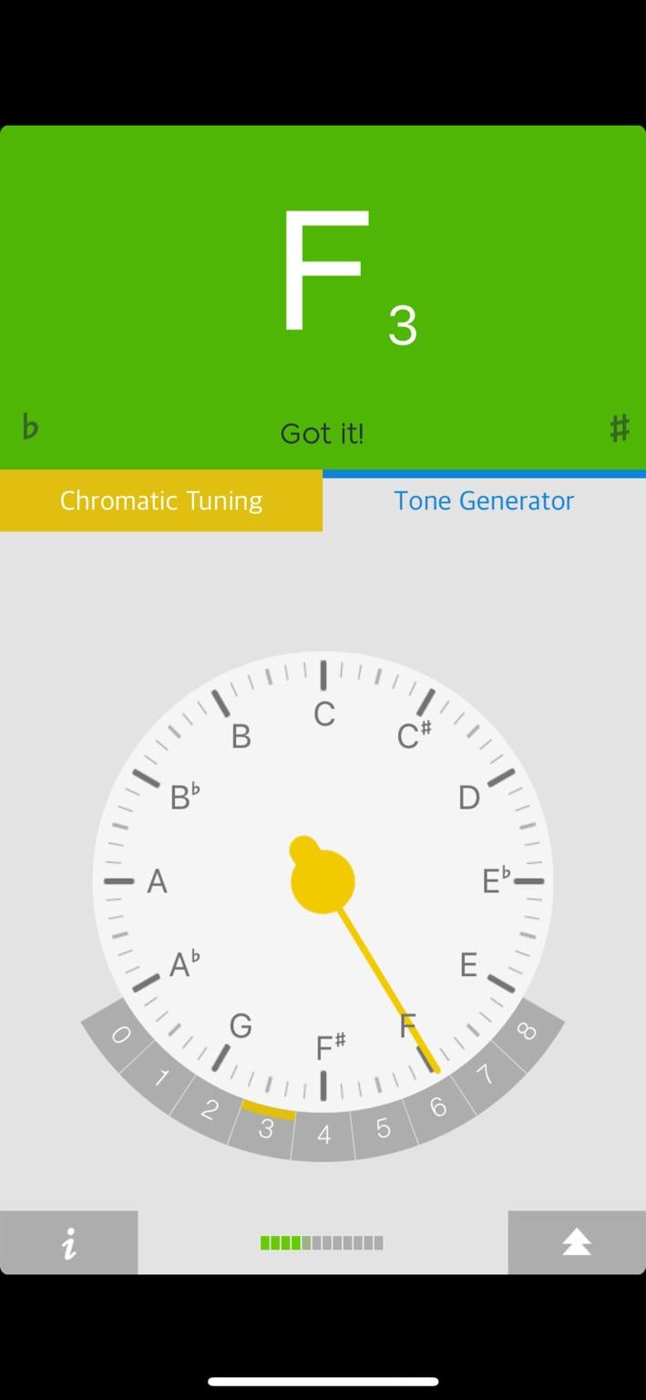 Instuner IOS, aplikacje przydatne w nauce muzyki