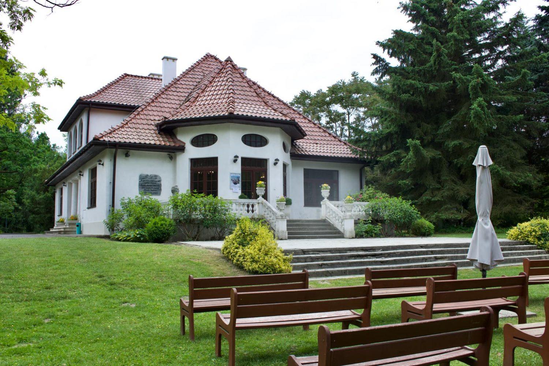 Pałac Fangora, Polski Ogród Botaniczny, PAN, koncert doroczny 2021 Unisono